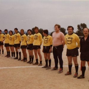 US Venelles 1980-1981