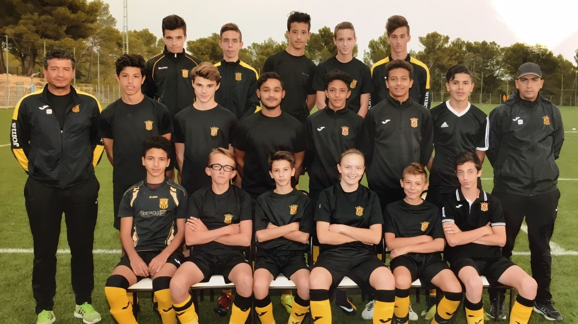 U15 Excellence