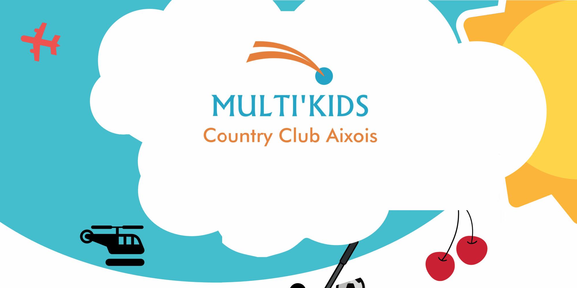 Partenariat USV et Country Club Puyricard pour le Mutli'Kids