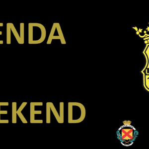 Agenda du weekend - USV