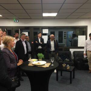 Soirée des partenaires USV (4 Octobre 2018)