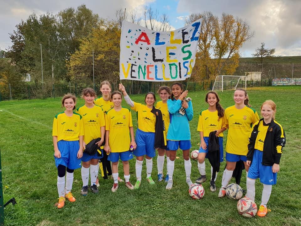 U15 Féminines - USV