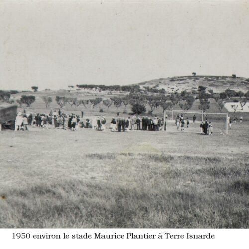 Stade Maurice PLANTIER - USV