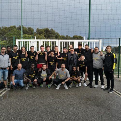 U19 D2 - USV