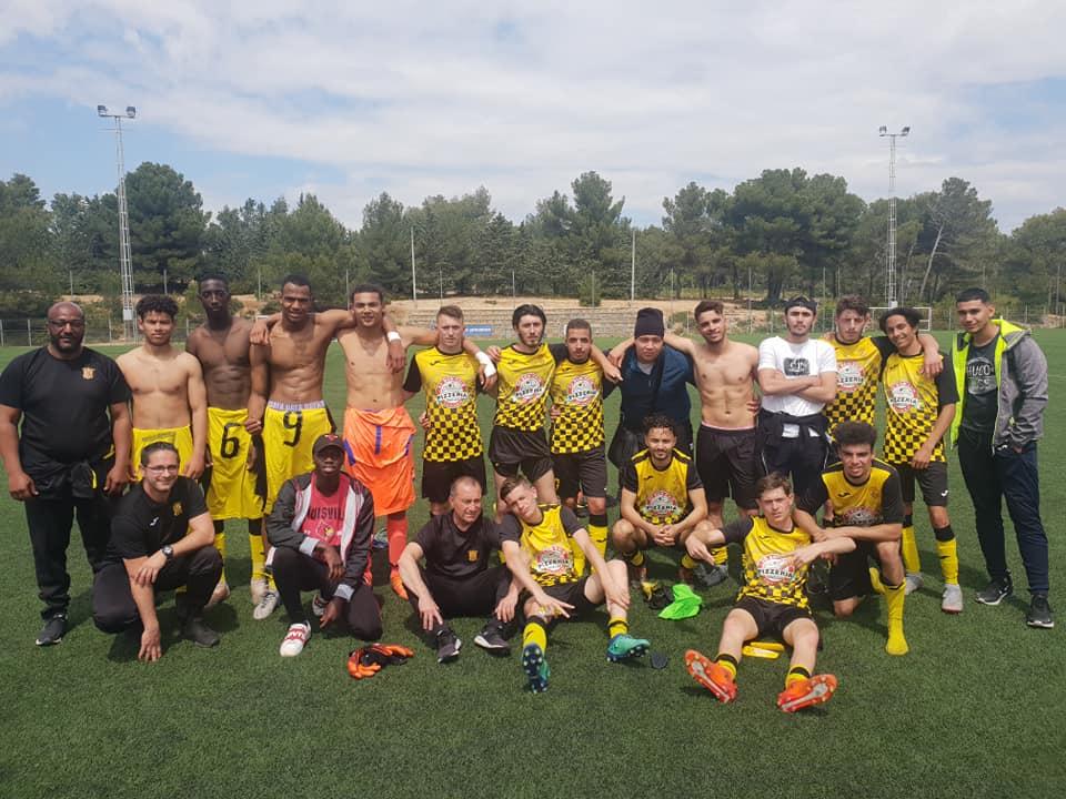 U19 R1 - USV