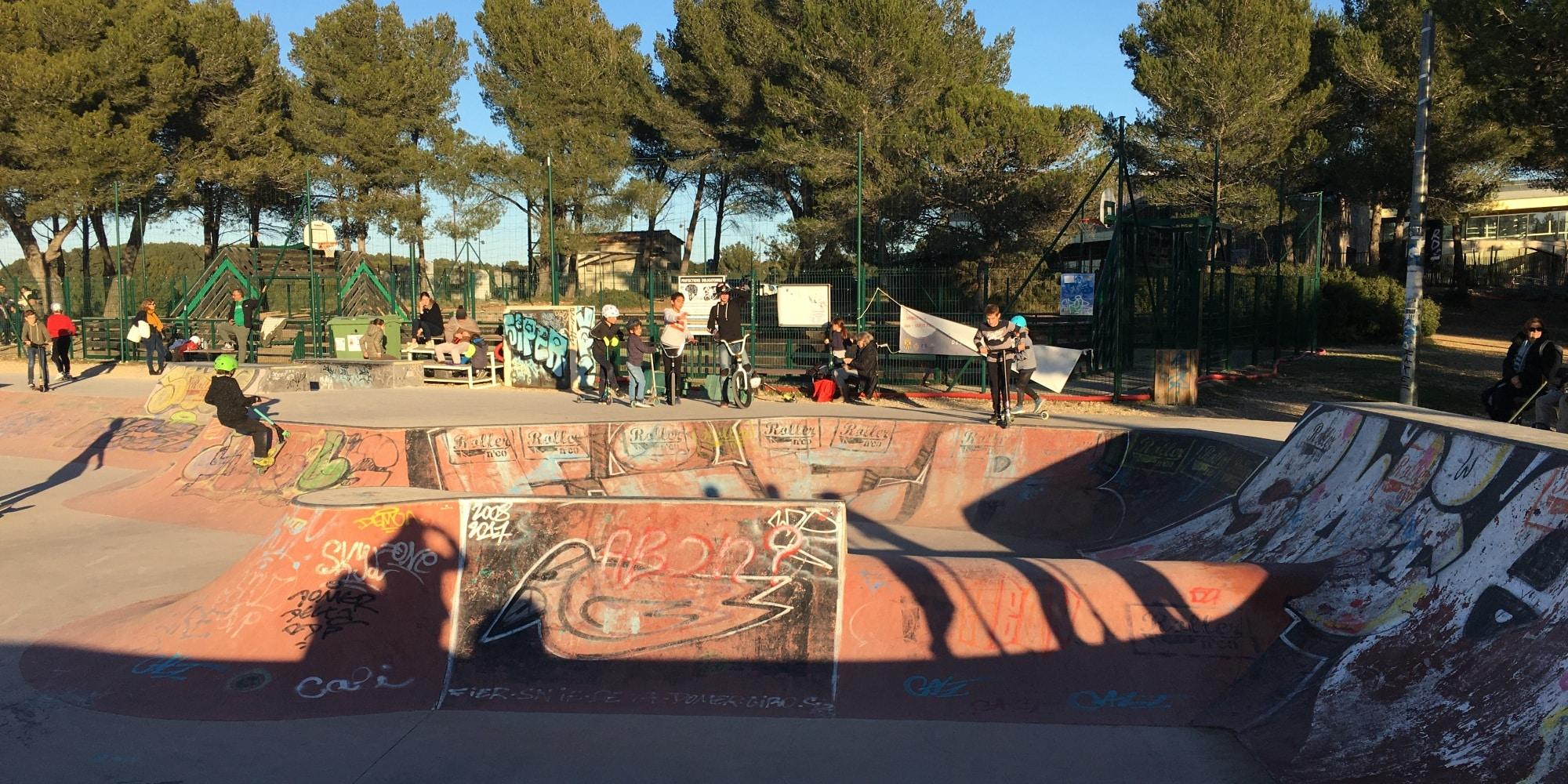 Reprise des cours de Roller / Skate - USV
