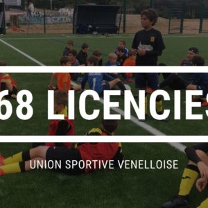668 licenciés - USV