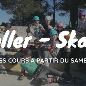 Reprise des cours de Roller et de Skate - USV