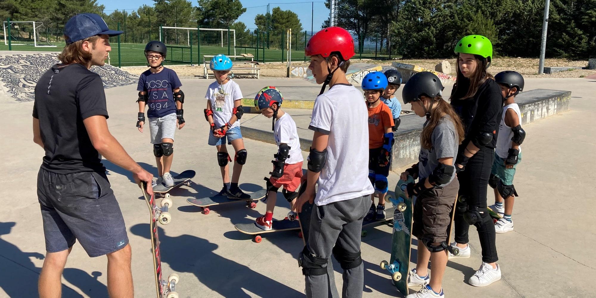 Reprise Skate Park - US venelles