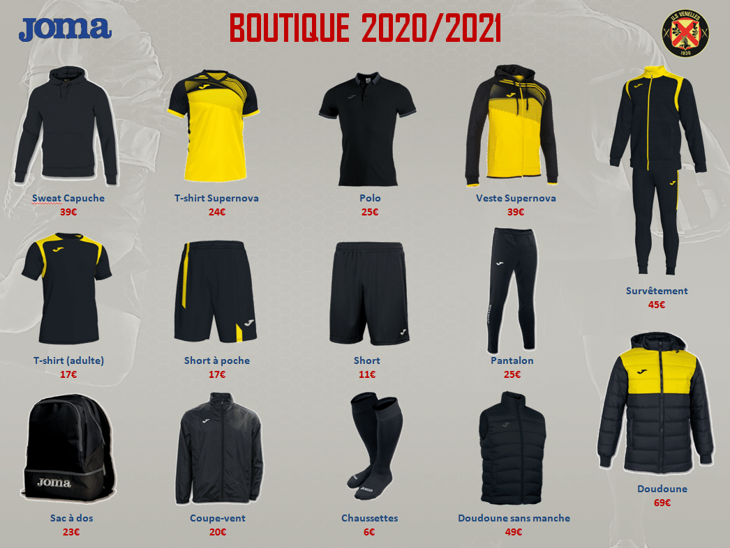 Boutique 2020/2021 - USV