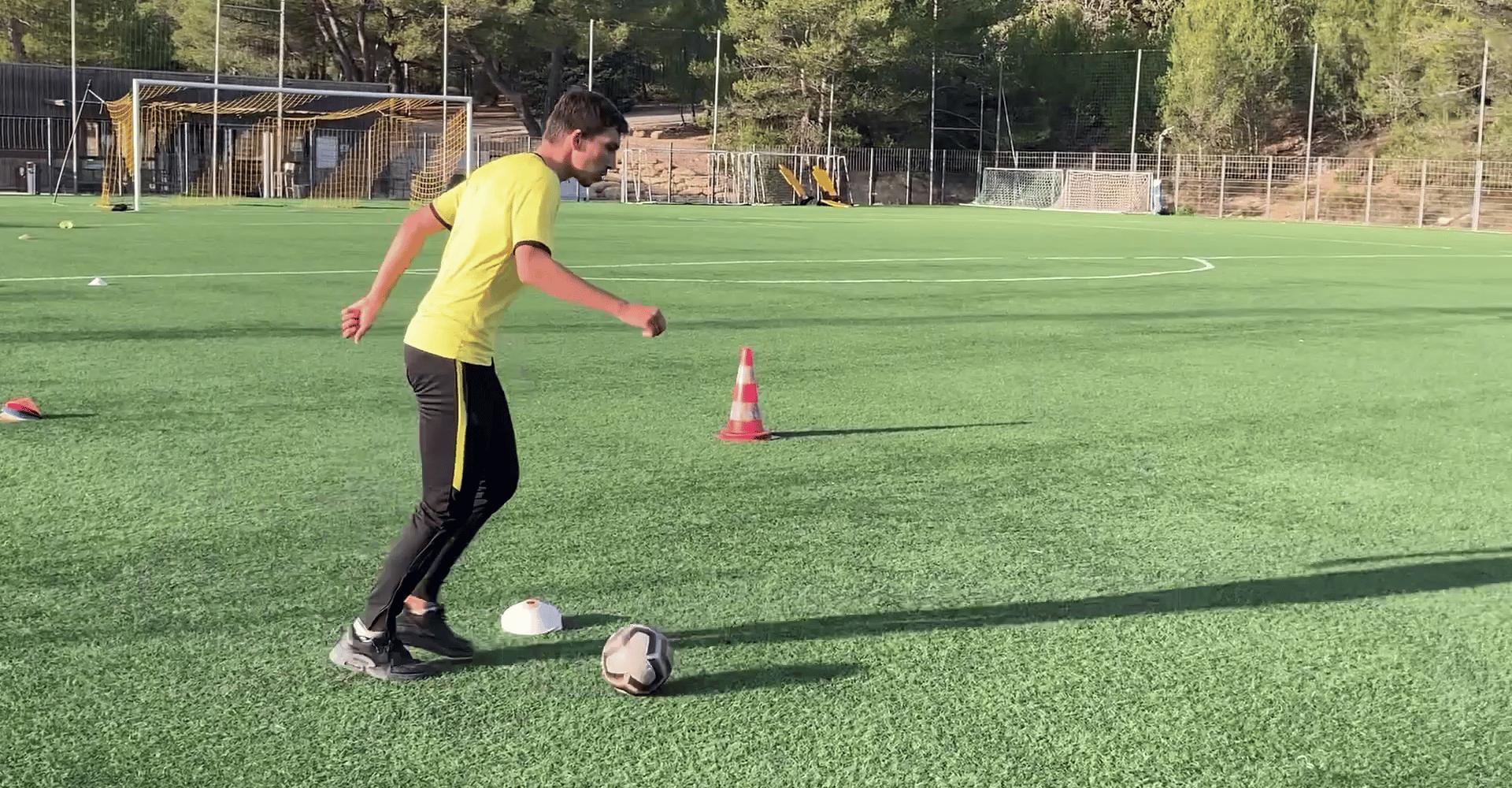Le foot à la maison - Episode 2 / USV