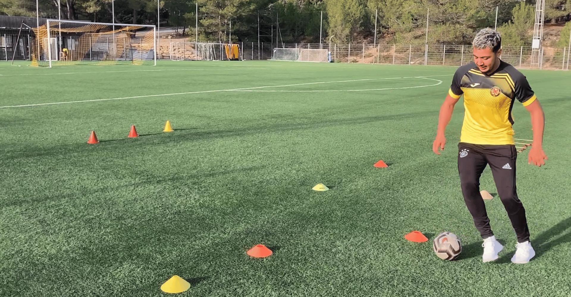 Le foot à la maison - Episode 1 / USV