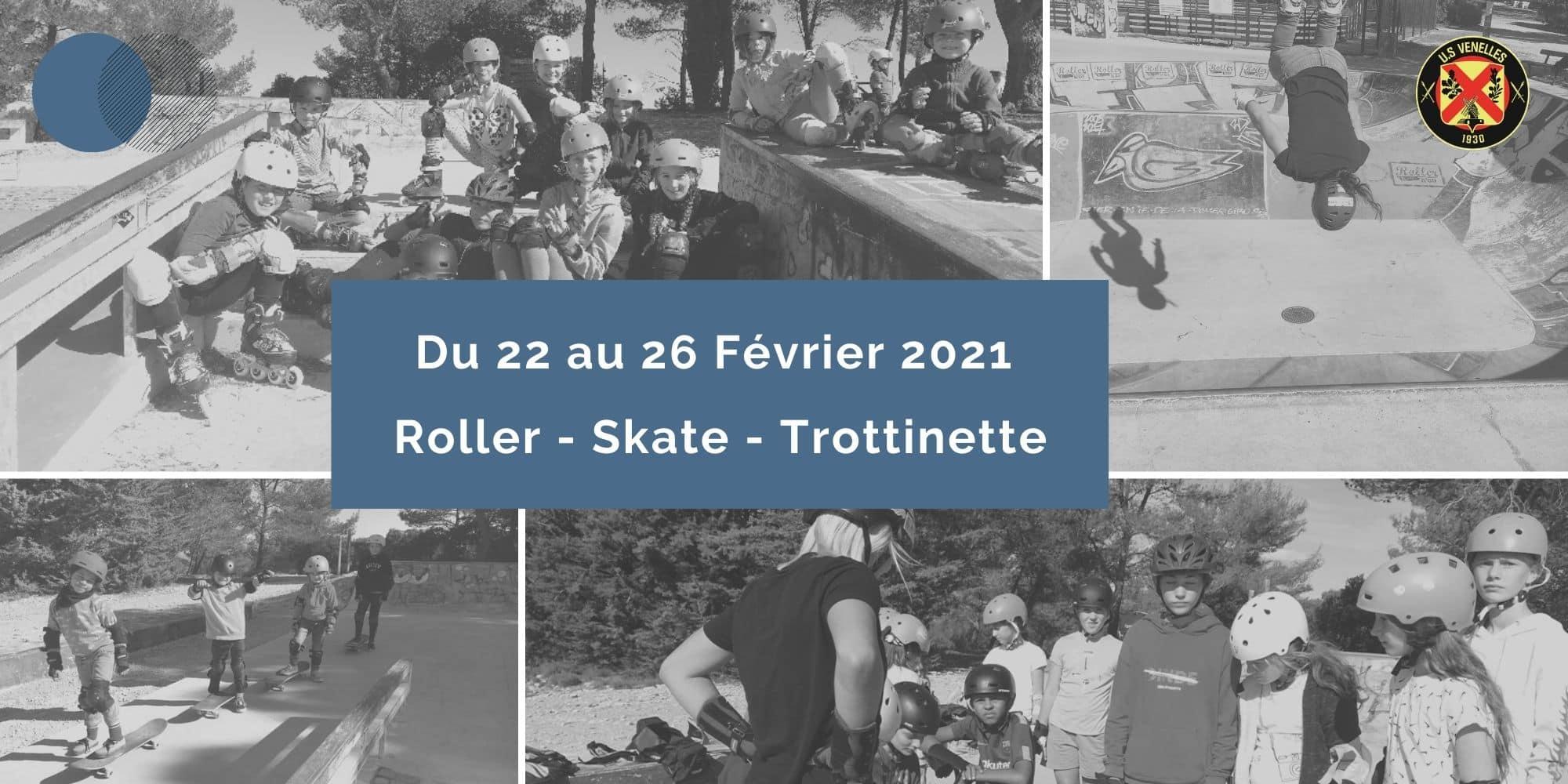 Stage roller Février 2021 - USV