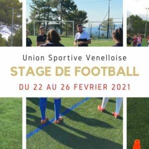 Stage de Février de Football 2021 - USV