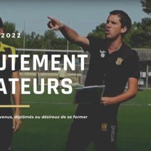 RECRUTEMENT EDUCATEURS 2021-2022 - USV