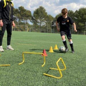 Classe foot 2021/2022 - US Venelles
