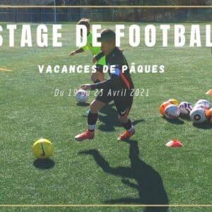 Stage de foot Pâques - USV