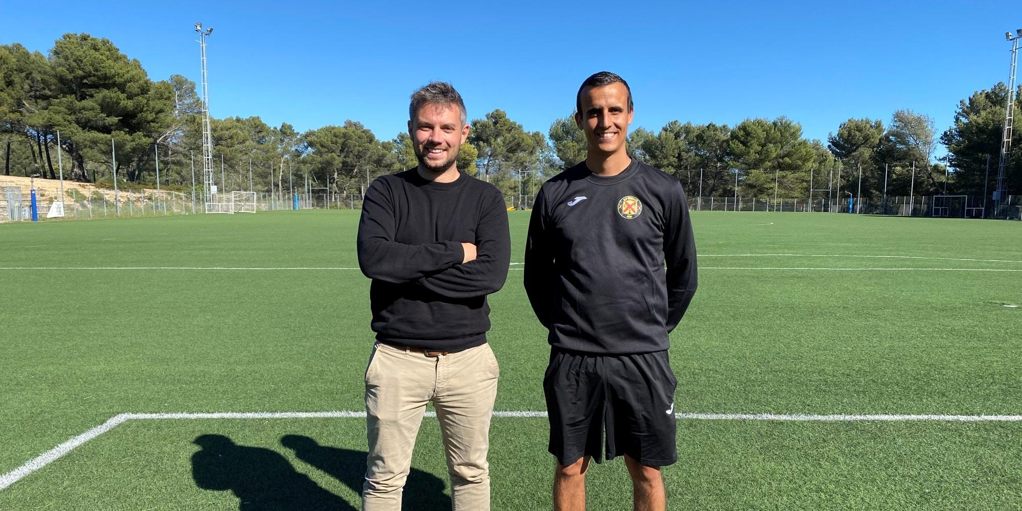 Interview d'Alexis CAPELLA, nouveau coach U16D1 et U20R ! - USV