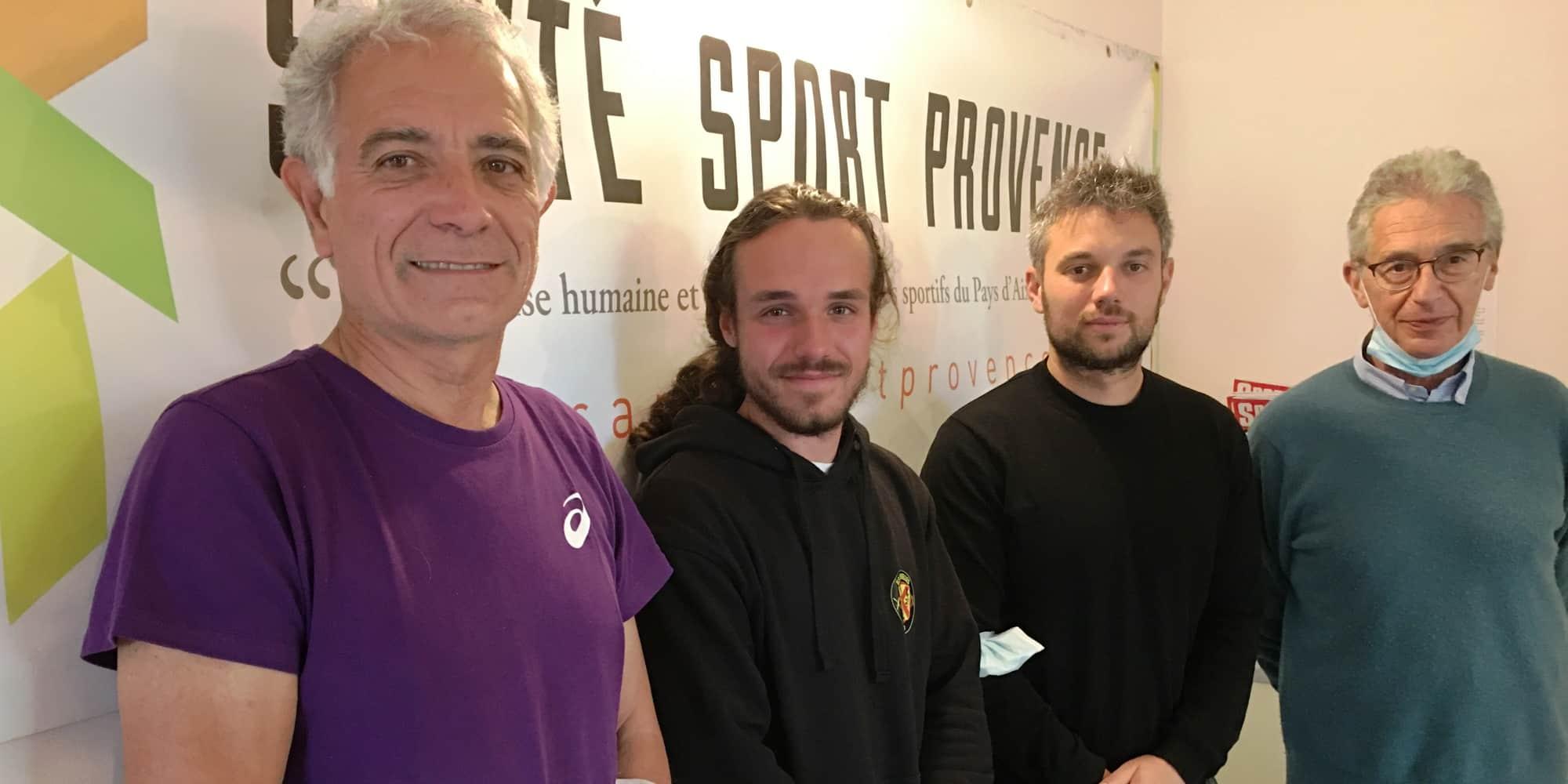L'USV s'associe avec Santé Sport Provence !
