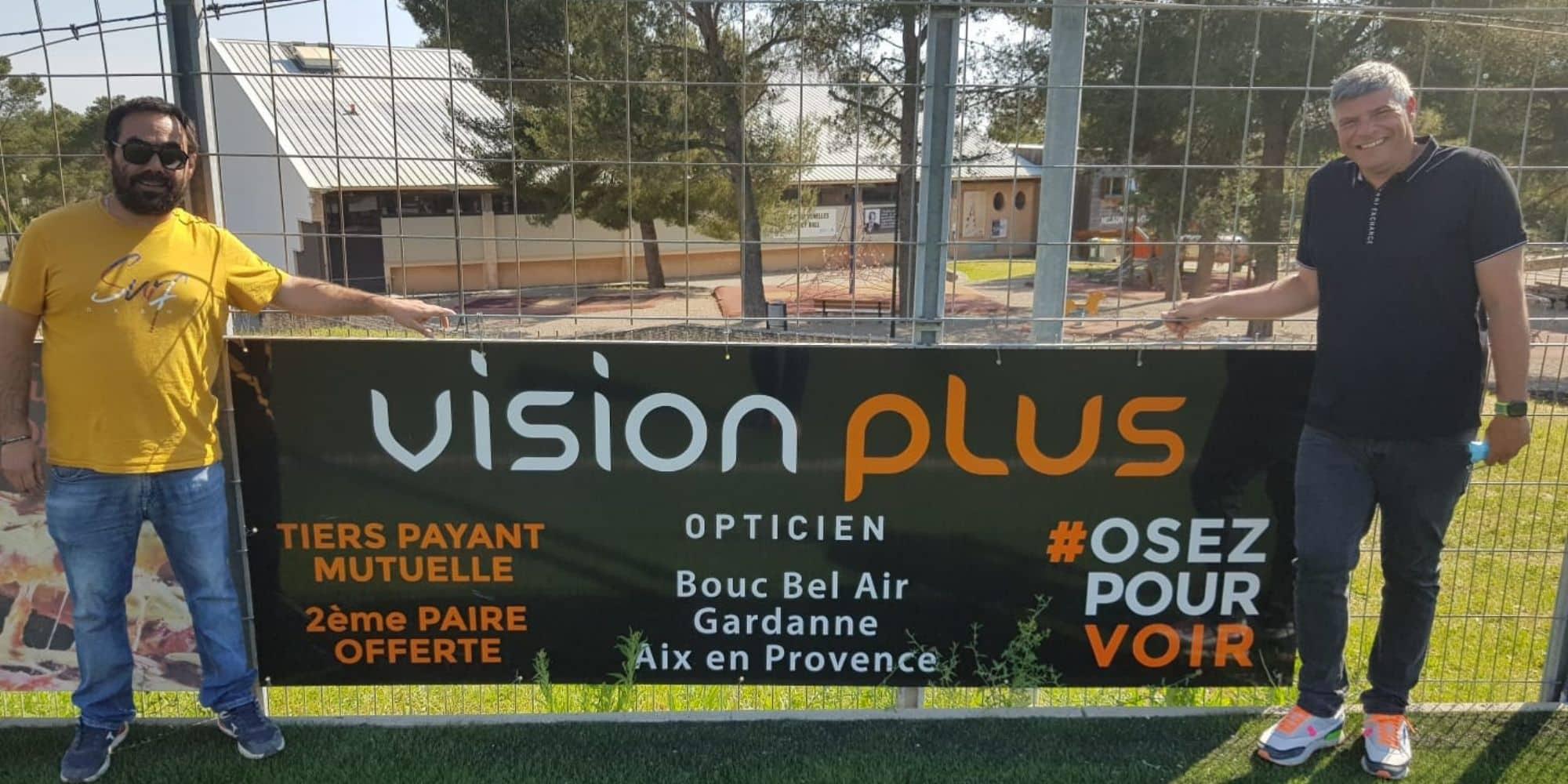 Partenariat Vision Plus - US Venelles