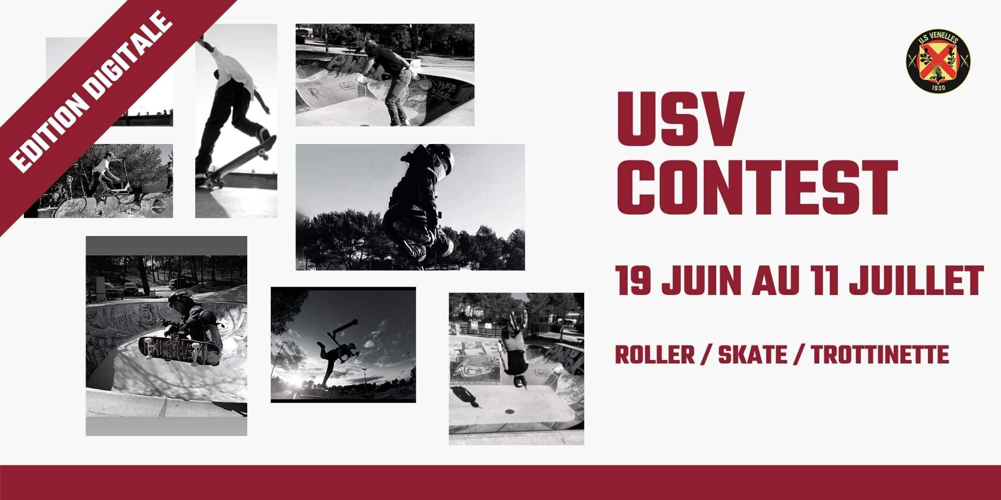 USV CONTEST (édition digitale) - USV